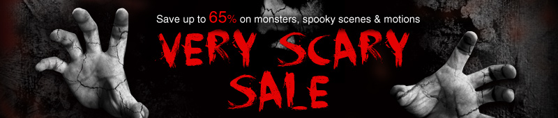 Very Scary Sale