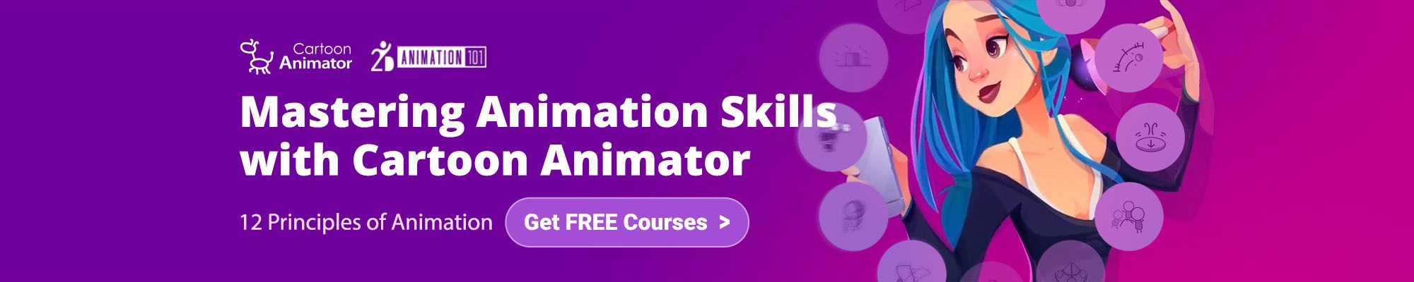CTA - 12 Principles of Animation