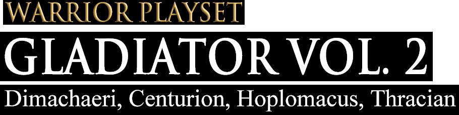 Gladiator Vol  2