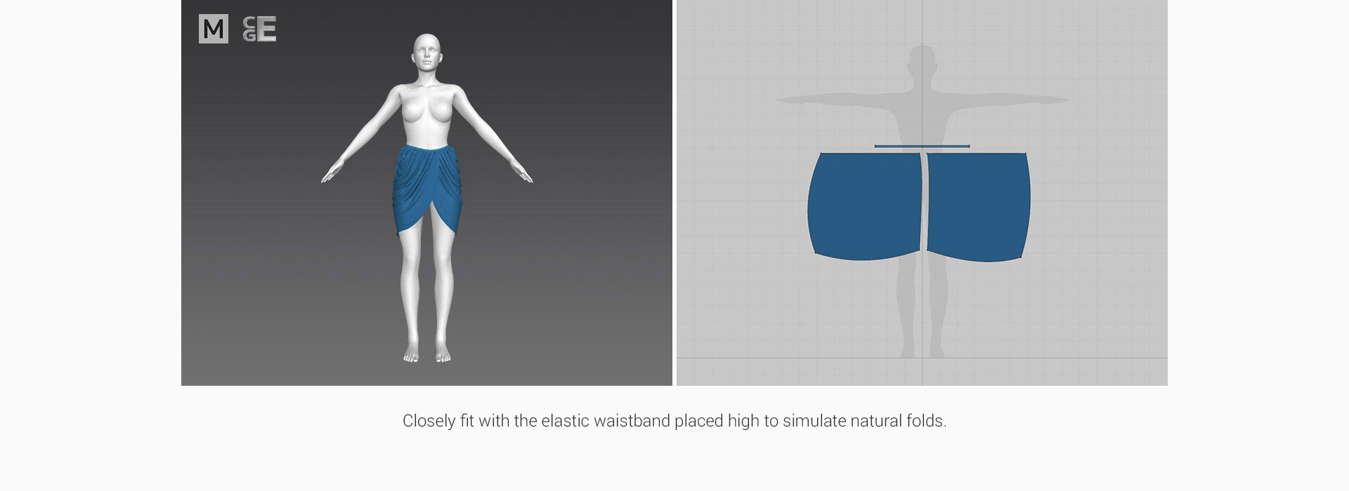Clothing Physics Marvelous Designer