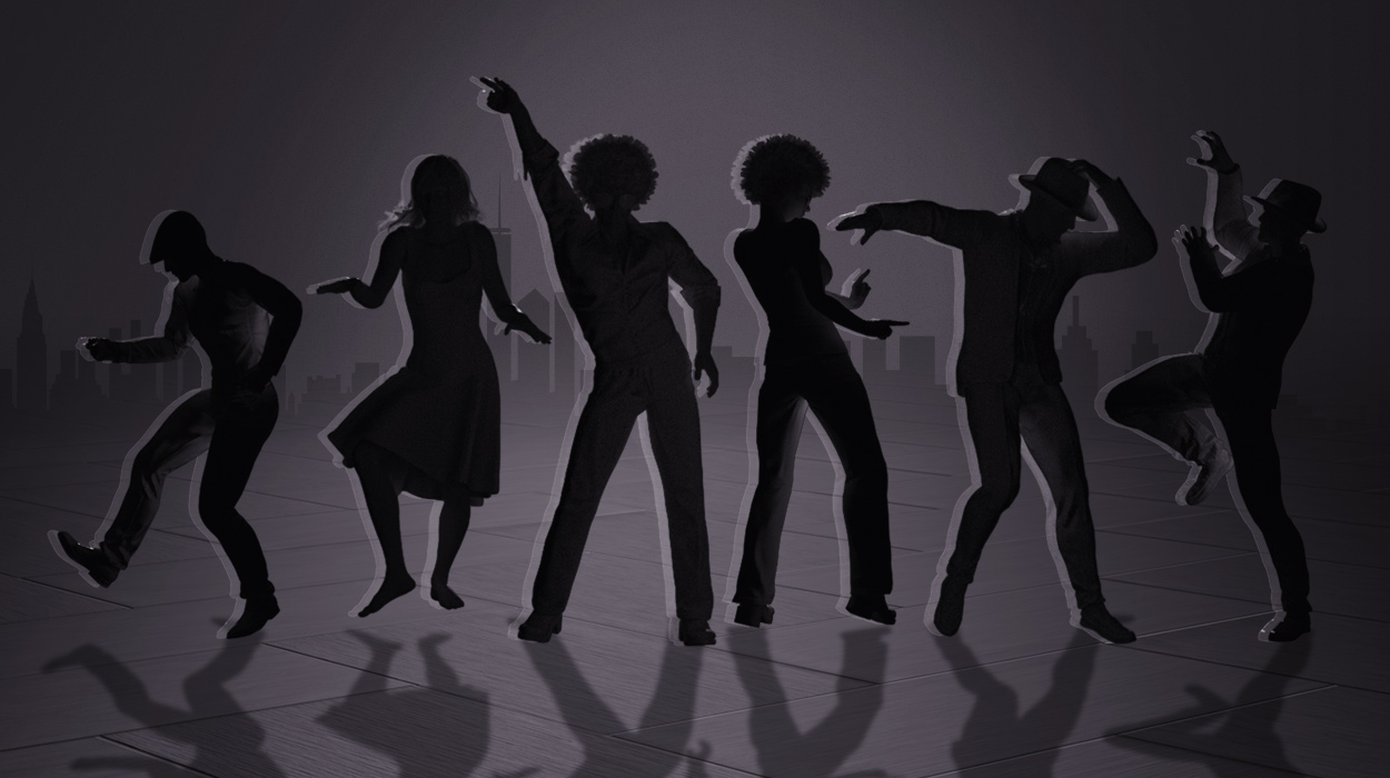 evolution of dance 3