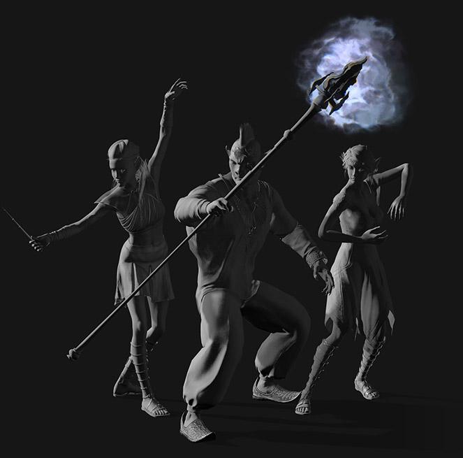 Studio Mocap Series - Magical Moves - Reallusion