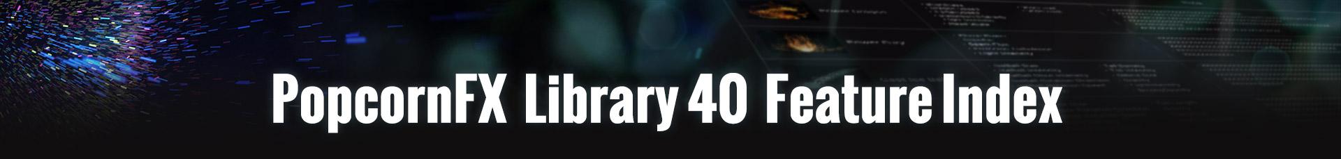 iClone7 - PopcornFX Library40