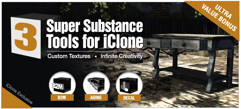iClone - Substance_Power_200