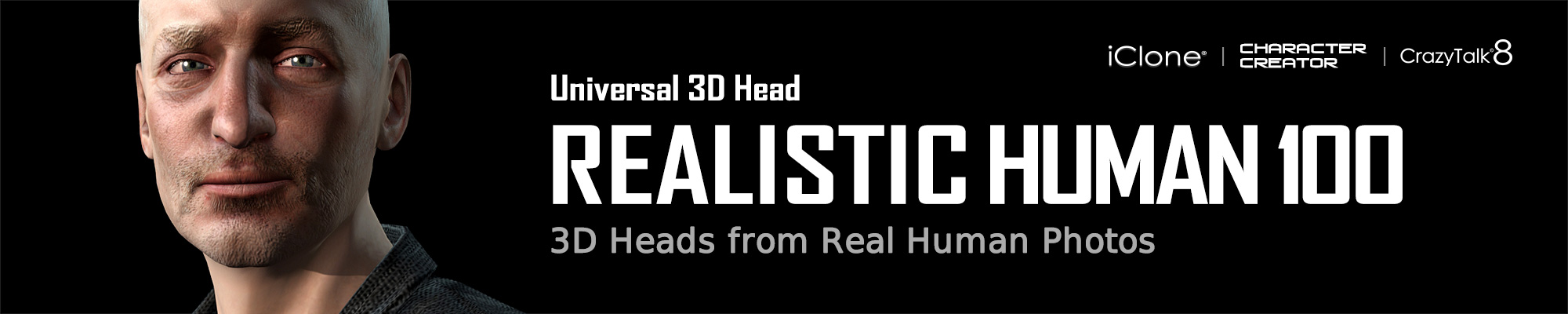 Realistic Human 200