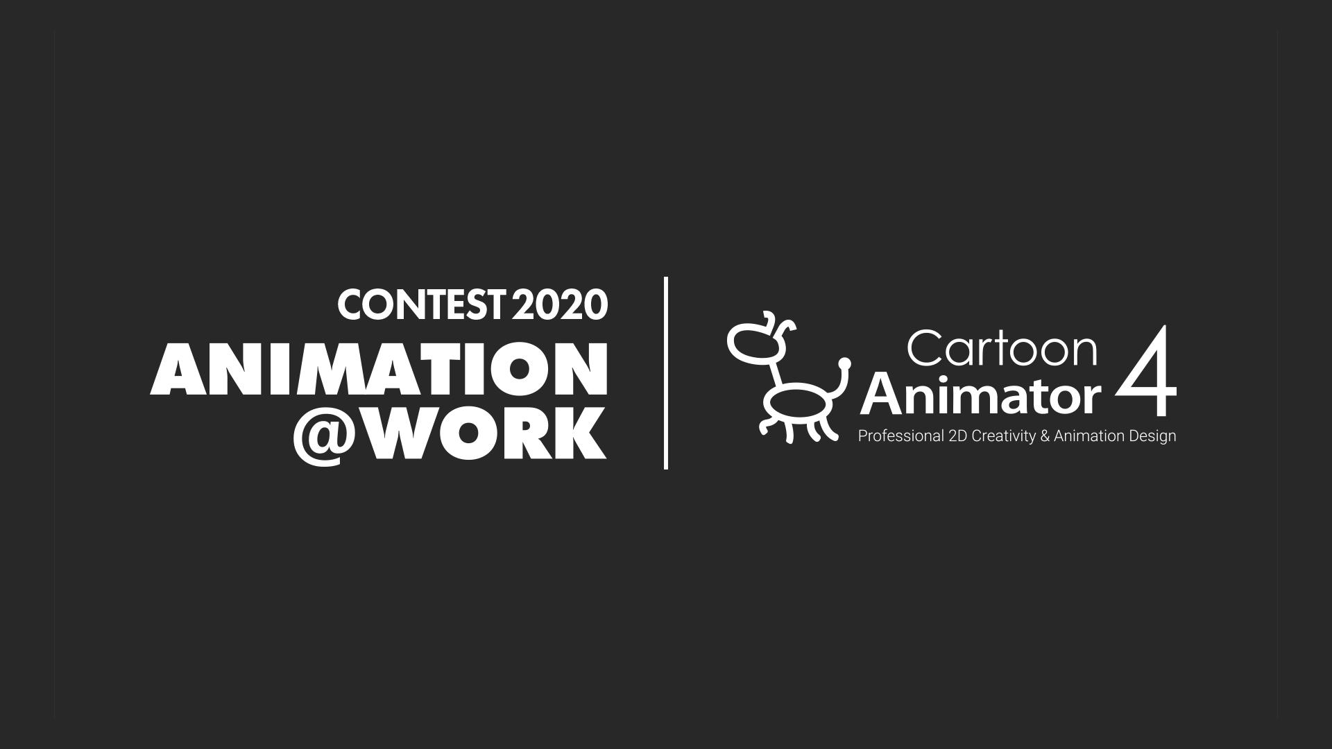 Cuộc thi làm phim hoạt hình Cartoon Animator CONTEST 2020 đã chính thức khởi động