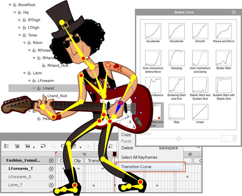 Cartoon Animator 4 - Characer Animation