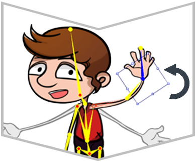 Cartoon Animator 4 Photoshop Animation