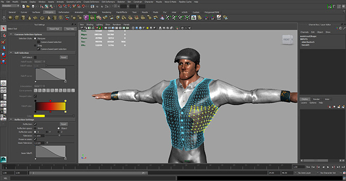 Free 3d Character Design Software Download : D clothing hair shoes creation character creator