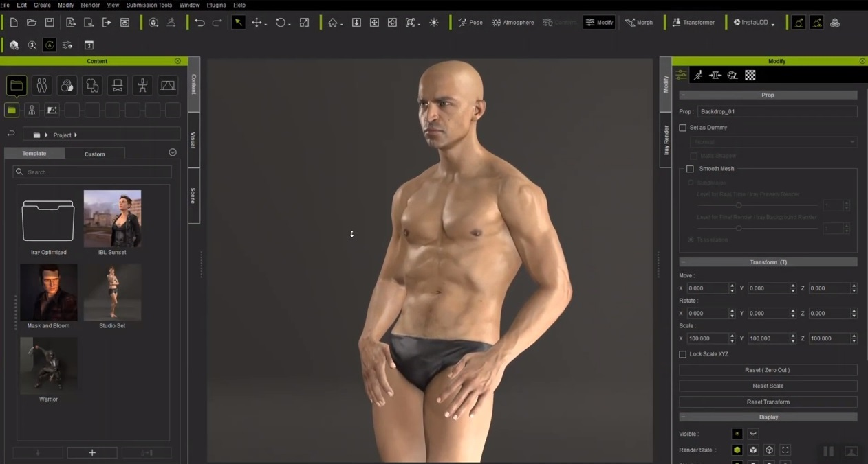 3D Scan Pipeline Learning Videos - Character Creator