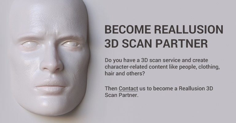 3D Scan Model to Animatable CC Character Workflow - Character Creator