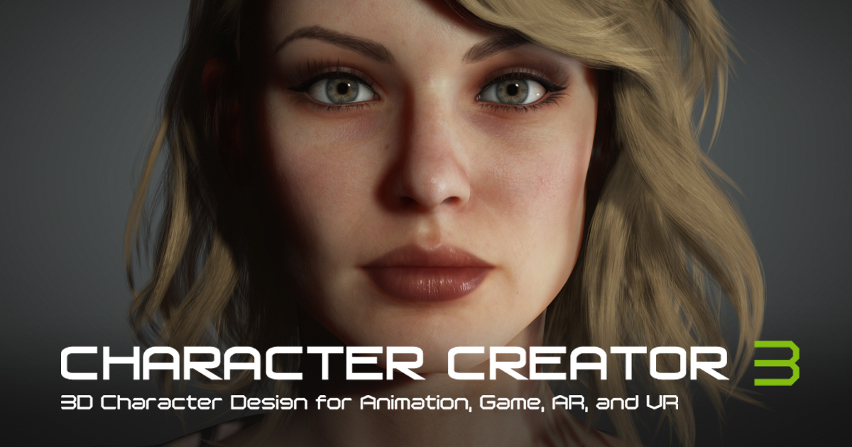 Download Reallusion Character Creator 3 Full Version