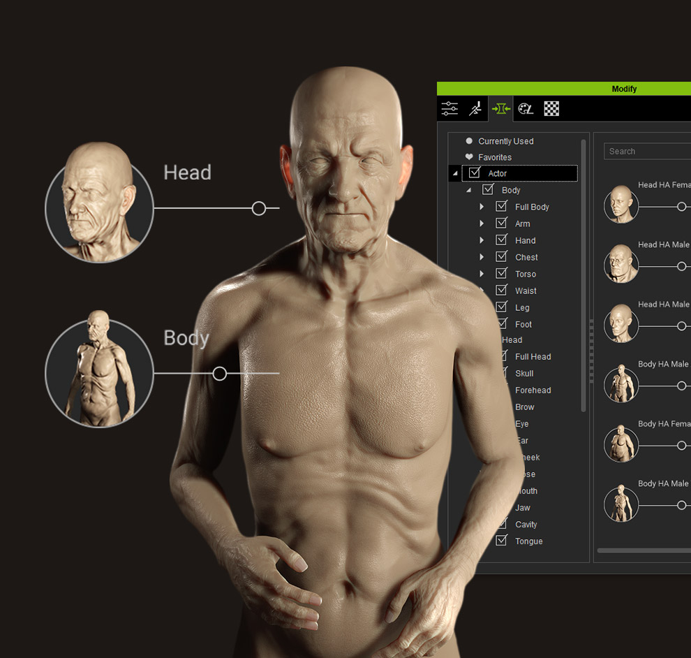 Create Your Own Character Character Creator