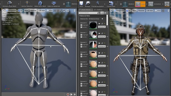 Characters for Game Design - Character Creator