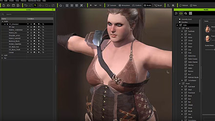Character Creator 2 - Learning Resources