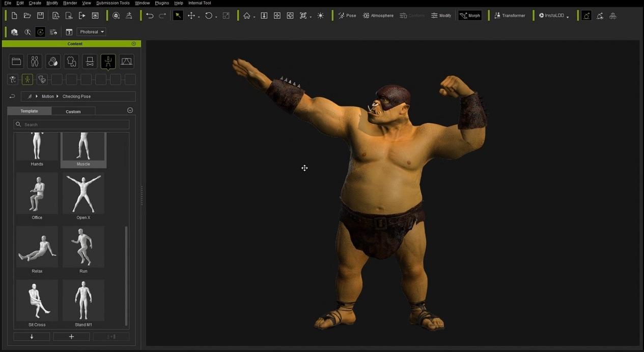 ZBrush Pose, ZBrush Animation, ZBrush Character Made Easy