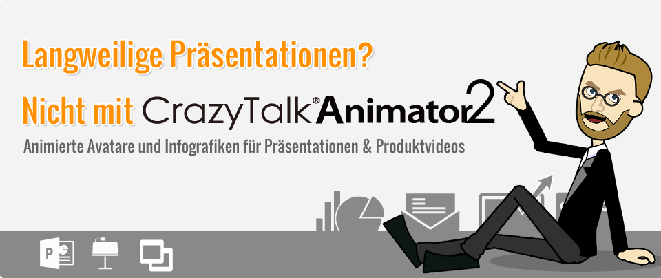 CrazyTalk Animator Präsentation
