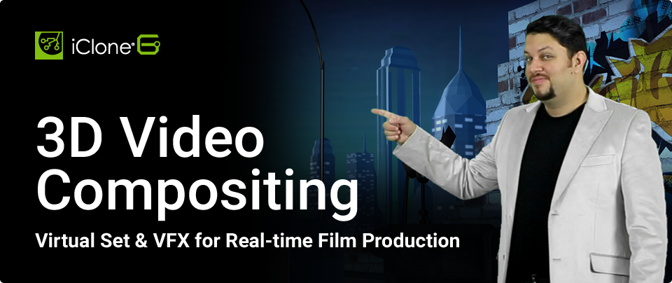 3d-video-compositing