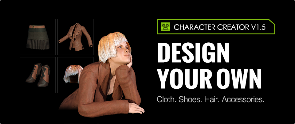 Free 3d Character Design Software Download : D animation and cartoons made simple reallusion