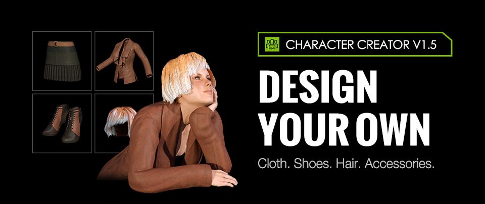Character Creator 1.5