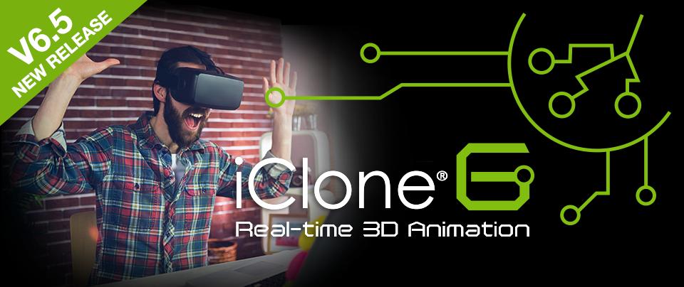 iClone 6.5