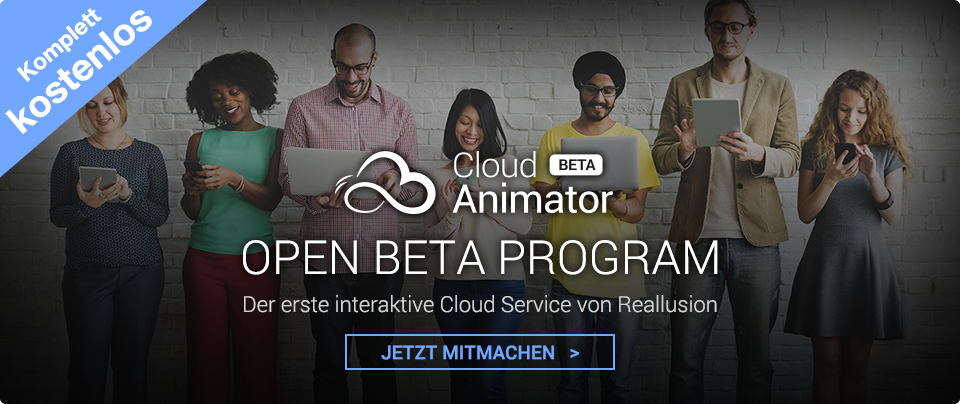 Cloud Animator Beta