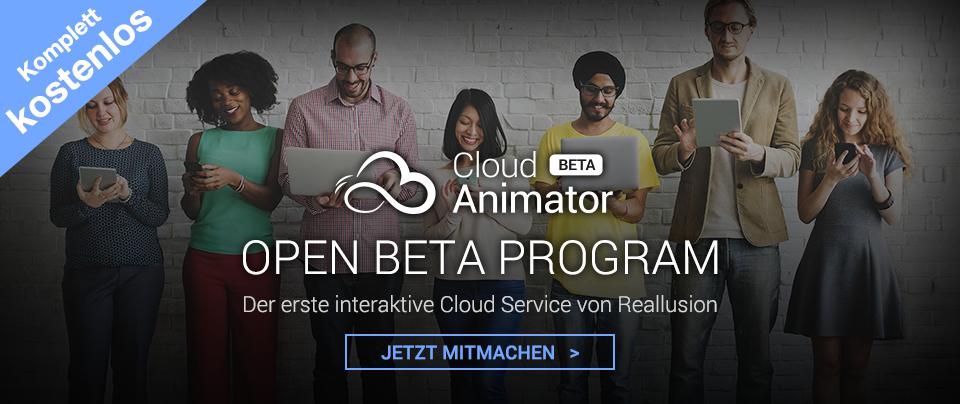 Cloud Animator Beta