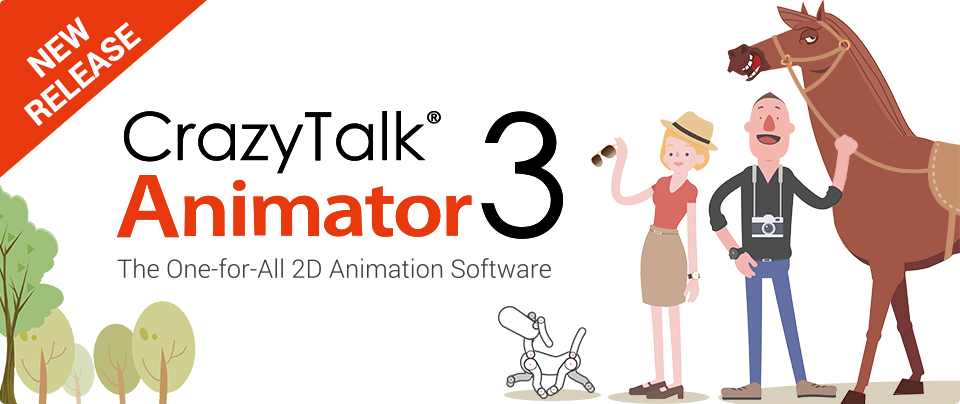 3D Animation and 2D Cartoons Made Simple - Reallusion Animation Software