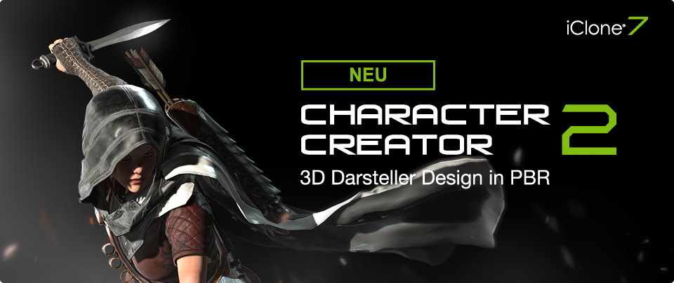 iClone Character Creator