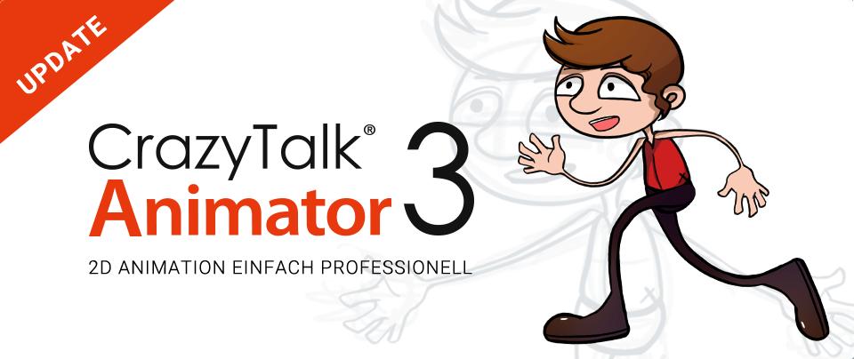 CrazyTalk Animator 3.1