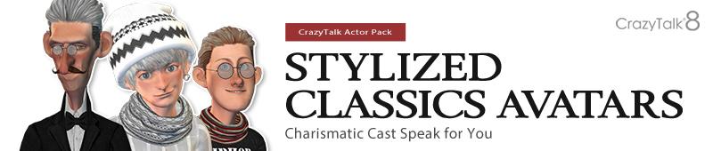 CT8 Stylized Classics