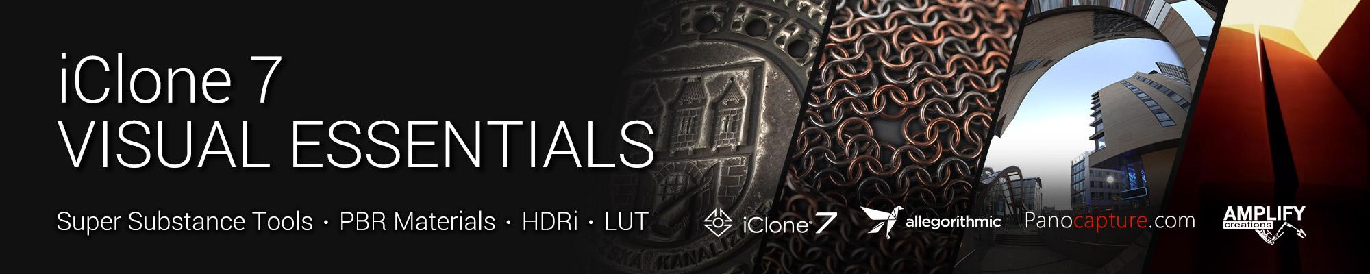 iClone 7 Visual Essensials