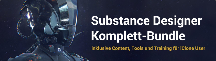Substance Designer Komplett-Bundle