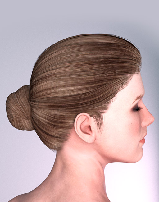 Character Creator Conforming Hair