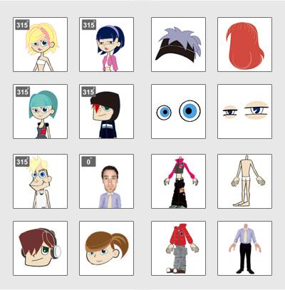 Free Bonus Contents for CrazyTalk Animator 2 Registered Members