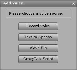 Importing WAV/MP3 Files