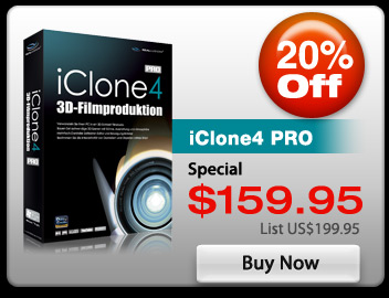 iclone 4 3d movie machine