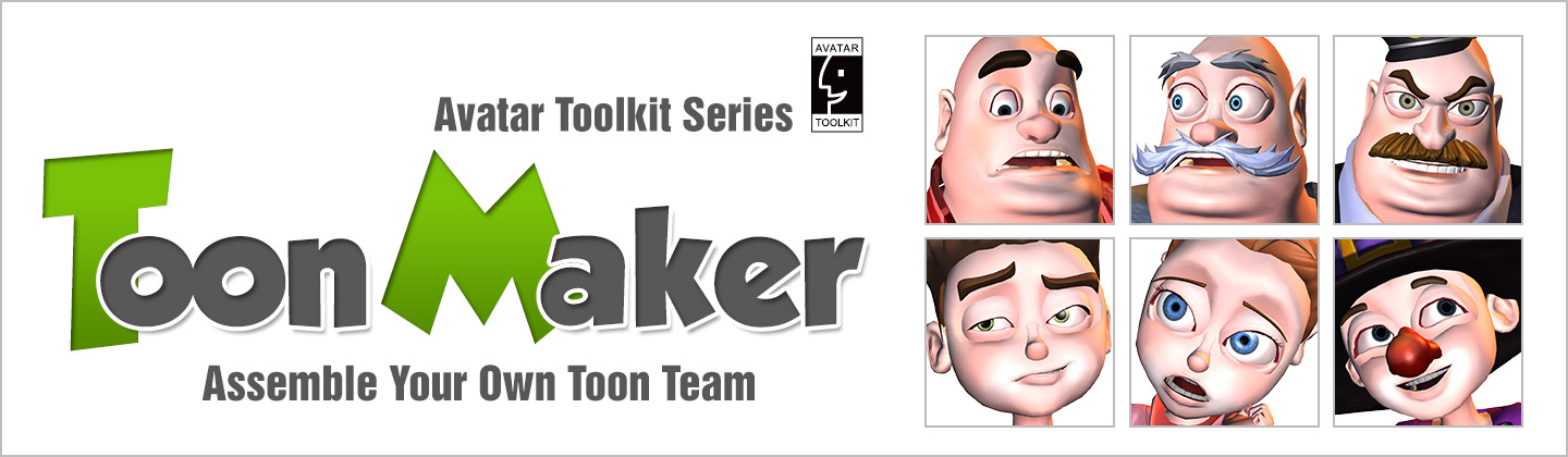 Iclone 3d avatar creator with facial control reallusion for 3d creator online