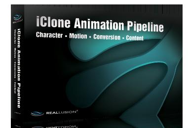 مجموعة قوالب جاهزة iClone Models