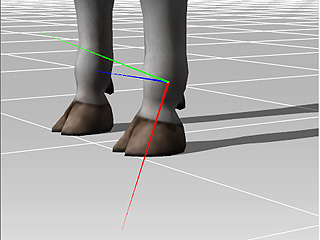 how to change model bounding box size