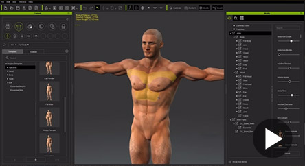 Reallusion iClone Character Creator 2016 3D Character Design Contest