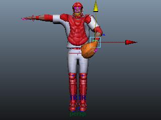 Adapting iClone Characters for Maya Human IK