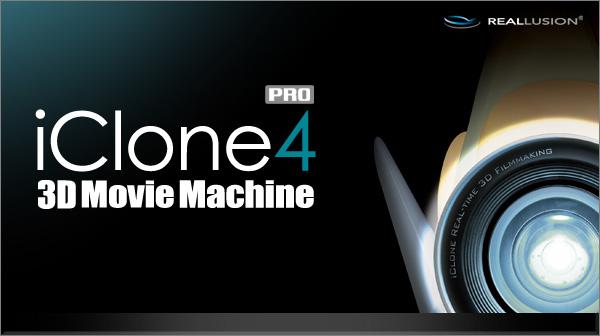 3D 4 MOVIE MACHINE TÉLÉCHARGER ICLONE