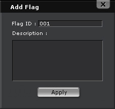 Adding Flags