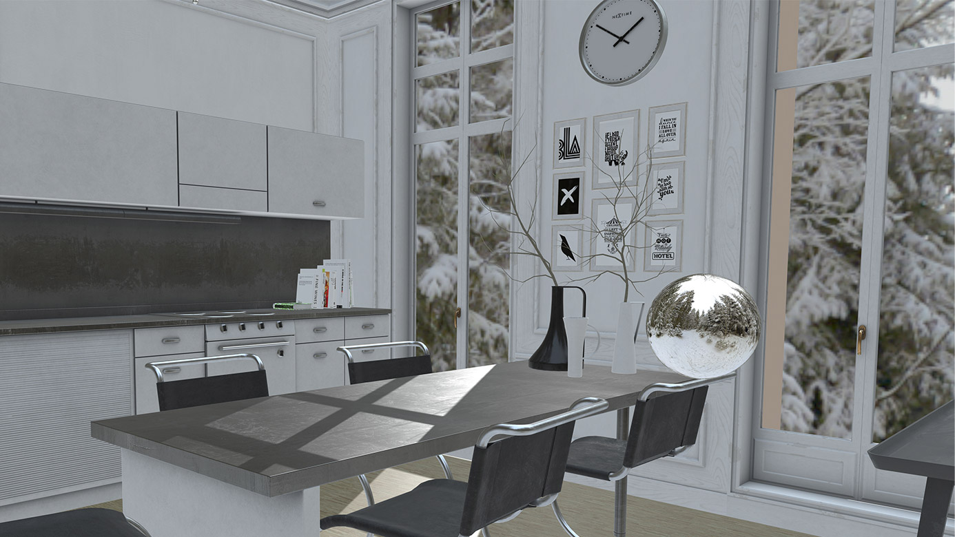 3D Scene and Lighting System   3D Animation Software   iClone