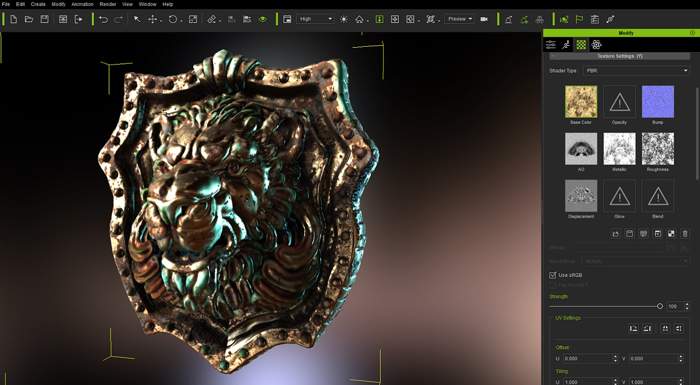 PBR Materials and Substance Materials Generation | iClone