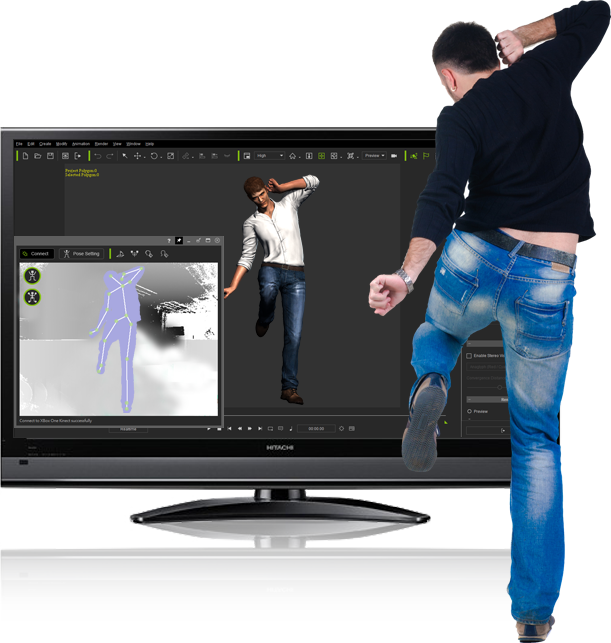 Best Real-time 3D Animation Software - Reallusion iClone