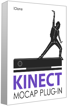 Download iClone Mocap Plug-in for Kinect