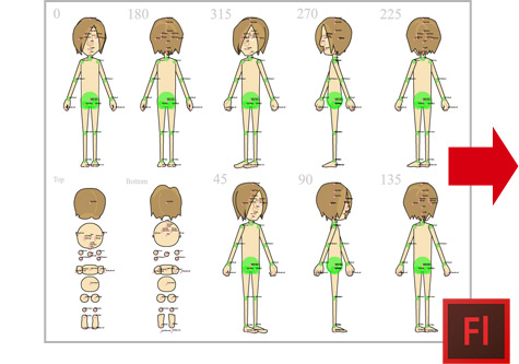 crazytalk animator 2 features 2d animation software cartoon maker