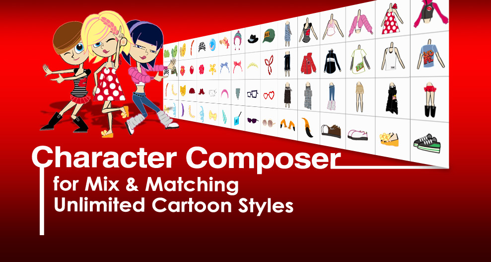 Character Design Pdf Free Download : Crazytalk animator d character animation and cartoon
